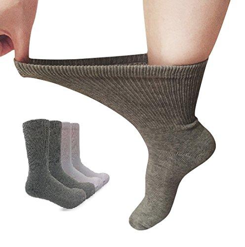 Antibakterielle Socken Professional für den diabetischen Fuß für Männer und Frauen Pack - Diabetische Schuhe