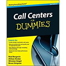 Call Centers For Dummies