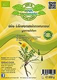 Bio Löwenzahnwurzel gemahlen 100 Prozent Rein, Natürliches Pulver - Ohne Zusätze | Superfood aus Deutschland | Hergestellt und Kontrolliert nach DE-ÖKO | 200g Beutel
