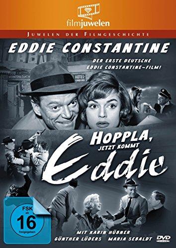 Bild von Eddie Constantine: Hoppla, jetzt kommt Eddie - Filmjuwelen