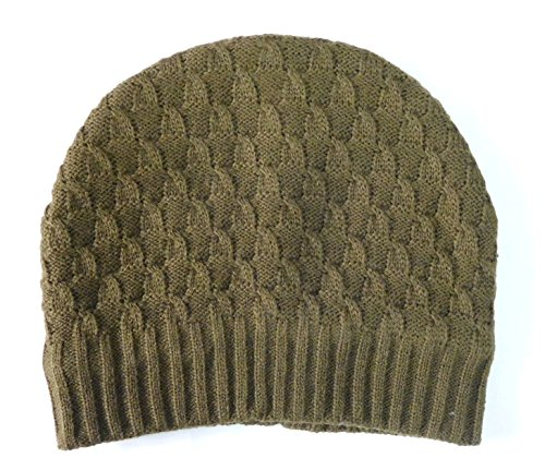 Sylan's Men's Woollen winter Skull Cap Brown  available at amazon for Rs.199