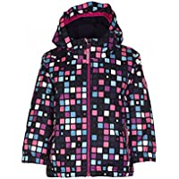 Killtec Cony Allover Mini para Exterior, Otoño-Invierno, Infantil, Color Rosa neón, tamaño 110/116