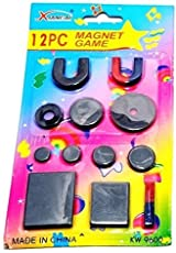 Dolphin Xiandai 9600 1 Magnet Game Set (12 Pieces) - Pack of 2