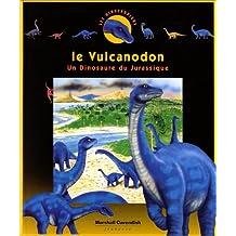 LE VULCANODON. Un dinosaure du Jurassique