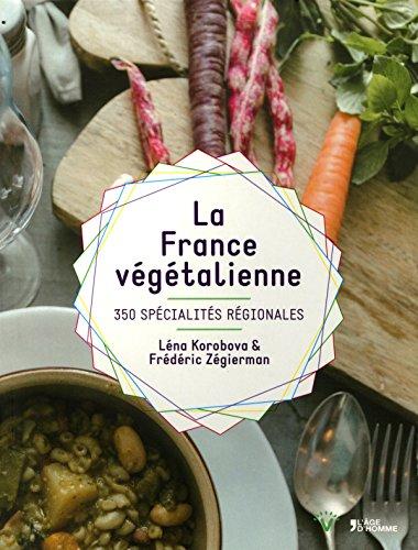 La France végétalienne par Lena Korobova