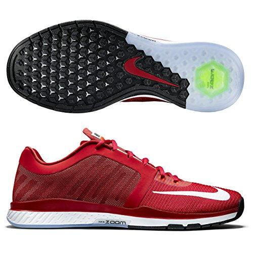 Nike Speed Zoom TR3 Chaussures de Sport Homme Rouge