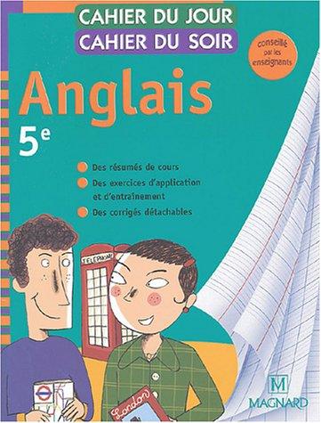 Anglais 5e par Nicole de Vannoise, Jean Cureau
