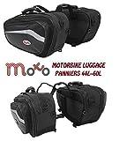 Sacoches Moto Sport de stockage de 44 à 60 litres Saddle Bag
