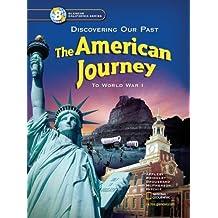 The American Journey California Student Edition (Glencoe California) by Joyce Appleby (2005-03-01)