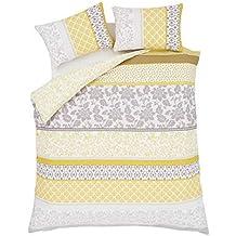 Suchergebnis Auf Amazonde Für Bettwäsche Gelb Grau