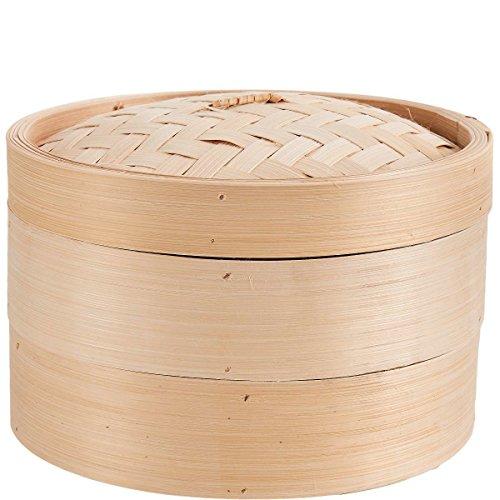 Asiatischer Bambusdämpfer - natur - 16,5 cm hoch - Ø 26 cm - Hot Spot - BUTLERS