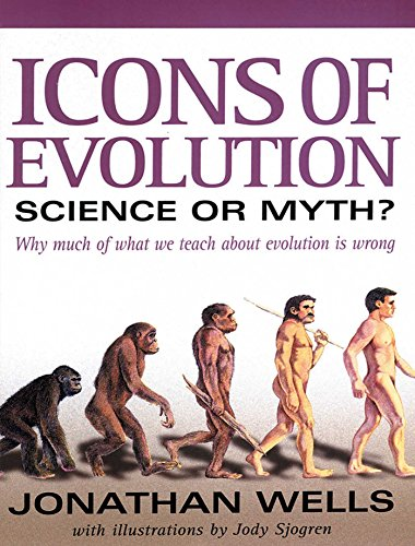 Icons of Evolution: Science or Myth?: Why Much of What We Teach about Evolution is Wrong por Jonathan Wells