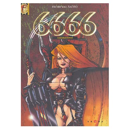 6666, Tome 1 : Habemus Papam