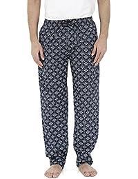 London Bee Men's Cotton Poplin Printed Pyjama/ Lounge Pant MPLB0090