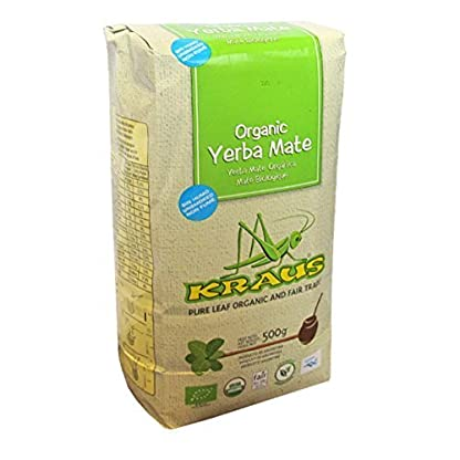 Kraus-Pure-Leaf-Organic-500g-pura-hoja-ohne-Stngel-und-Pulver
