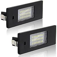 PolarLander Error 18 LED Equipaje Maletero Maletero Guante Caja luz de la l/ámpara para B-MW E46 E53 X5 E81 E82 E83 X1 E87 Facelift E92 F25 X3 Mini R50