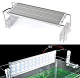 Display LED-Licht für Aquarium 60–80cm Bildschirme LED Aquarium Iluminación