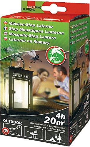 Stop Lanterne anti-moustiques Set pour 20 m²