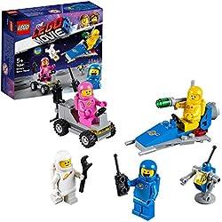 Lego Movie 2 la Squadra Spaziale di Benny Gioco per Bambini, Colore Vari, 70841
