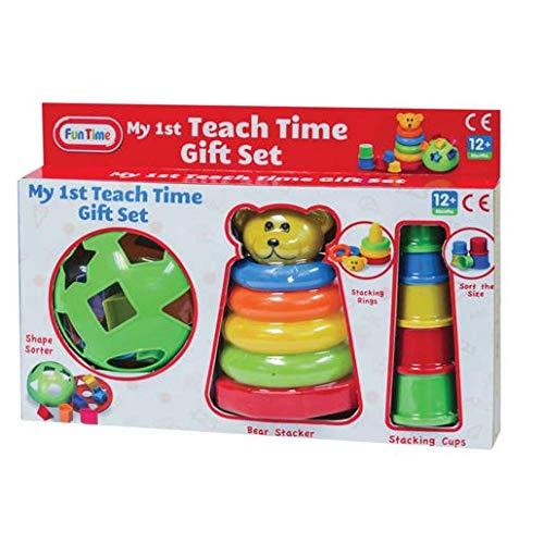 Padgett My First Teach Time Gift Set
