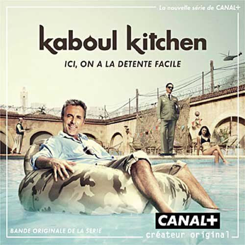 Kaboul Kitchen by Original Soundtrack - Kaboul Kitchen