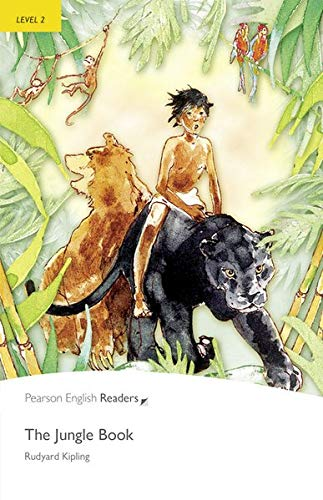Penguin Readers 2: Jungle Book, The & MP3 Pack (Pearson English Graded Readers) - 9781408278062 (Pearson english readers)