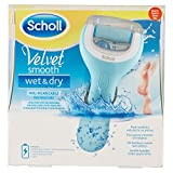 Scholl Velvet Smooth Wet&Dry Roll Ricaricabile per Pedicure - 1 Prodotto
