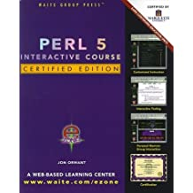 Perl 5 Interactive Course: Certified Edition by Orwant, Jon (1997) Paperback