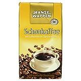 Hansewappen Schonkaffee entkoffeiniert, 500g