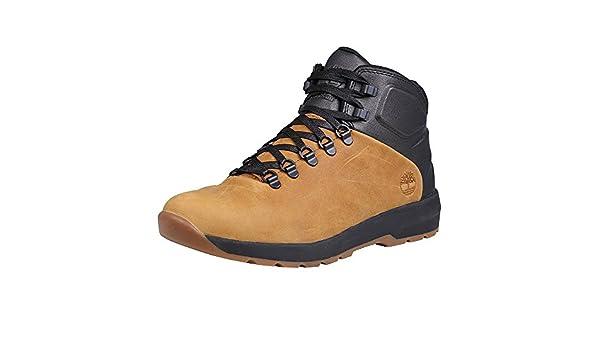 Timberland Leather Boot A183B WheatSchuhe Westford Mid ZkiuXP