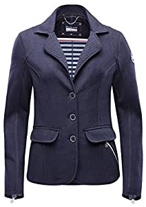 Marinepool marion blazer, veste pour femme bleu marine taille xS 1002538–500–160