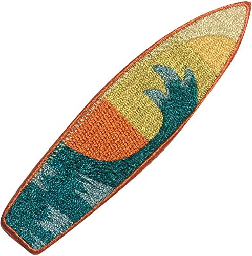 C&D Visionary P-DSX-4748 DSX Wave Surf Board Patch, mehrfarbig