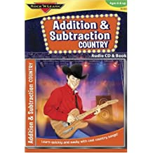 Addition & Subtraction Country [With Book(s)] (Rock 'n Learn)