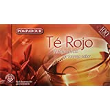 Pompadour Té Rojo - 100 bolsitas - [pack de 2]