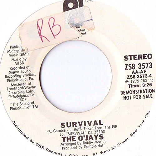 survival 45 rpm single