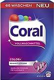 Coral Vollwaschmittel Color+ Pulver