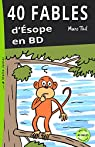 40 Fables d'Ésope en BD par Thil