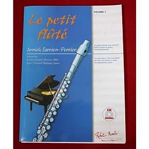 Le Petit Flûté Vol. 1 - Annick Sarrien-Perrier (+CD)