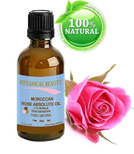 Absolue Rose de Marocaine / pur / 3% d'huile - 30 ml. \