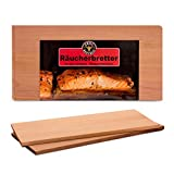 Grill Republic Räucherbretter Set Western Red Cedar 30 x 15 cm