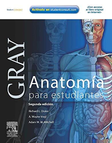 GRAY. Anatomía para estudiantes + Student Consult por R.L. Drake