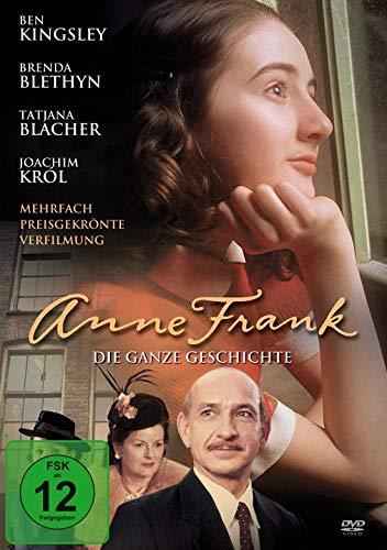 Anne Frank - Die ganze Geschichte