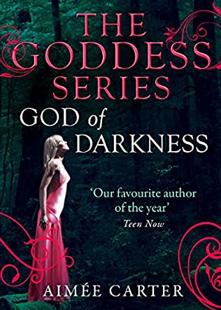 book cover of God of Darkness