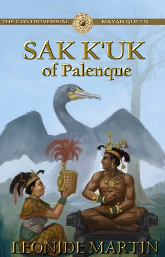 The Controversial Mayan Queen, Sak K'uk of Palenque