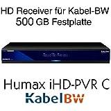 Humax iHD-PVR C KabelBW