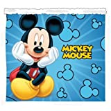 Tour de cou - snood doublé fourrure douce Sherpa - Mickey Disney