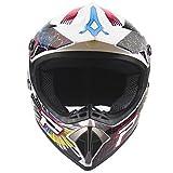 Fahrradhelm Mountainbike MTB Helm Rollerhelm Unisex Geschützter Fahrradhelm für Fahrradfahren Racing Skateboarding Outdoors Sports Safety Kinder Weiß