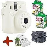 Fuji Instax Mini 8 Weiß Sofortfilmkamera