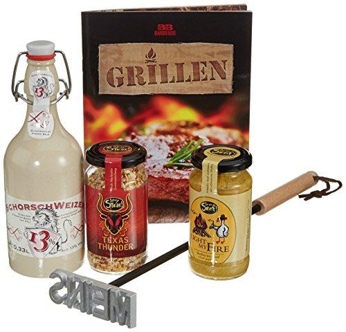 Geschenkset - Geschenkset Grill