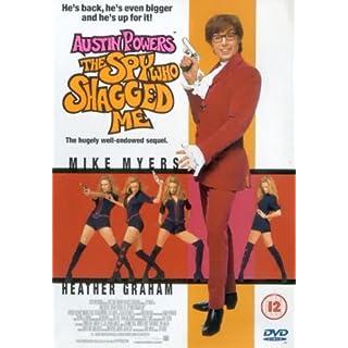 Austin Powers 2 - the Spy Who Shagged Me [DVD] [1999]